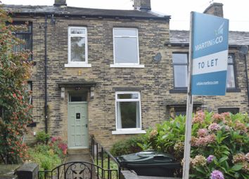 Thumbnail 2 bed terraced house to rent in Regent Street, Thackley, Bradford