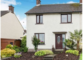 3 bed end terrace house for sale in Barban Heights, Dromore BT25
