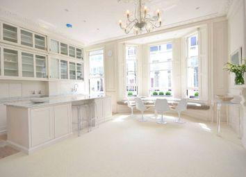 Thumbnail 3 bedroom flat to rent in Stafford Terrace, Kensington, London