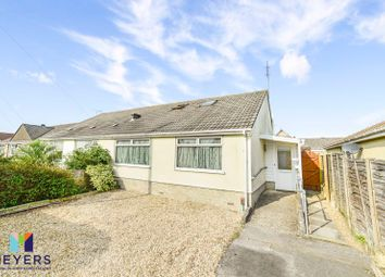 Thumbnail 3 bed semi-detached house for sale in Brixey Close, Parkstone, Poole