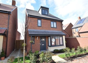 Thumbnail 4 bedroom detached house for sale in Brooklands Drive, Evesham