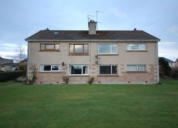 Thumbnail 2 bed flat for sale in Fleurs Road, Elgin