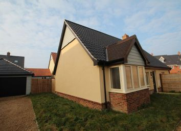 Thumbnail 4 bed property for sale in The Meadows, Kenninghall, Norwich