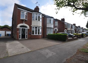 Thumbnail 3 bed semi-detached house for sale in James Reckitt Avenue, Hull, East Riding Of Yorkshire