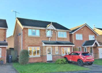 Thumbnail 4 bed detached house for sale in Regents Park Close, West Bridgford