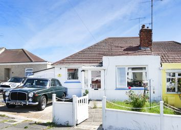 Thumbnail 2 bed bungalow for sale in Sedbury Road, Sompting, Lancing