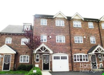 Thumbnail 4 bed terraced house to rent in Hudson Close, Middle Hulton, Bolton, Lancashire.
