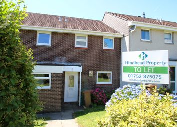 Thumbnail 3 bed terraced house to rent in Findon Gardens, Plymouth