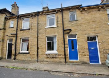 Thumbnail 2 bed terraced house for sale in Edward Street, Saltaire, Shipley