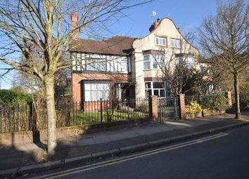 Thumbnail 6 bed semi-detached house for sale in Styvechale Avenue, Earlsdon, Coventry