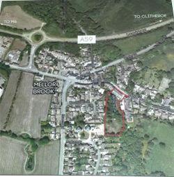 Thumbnail Land for sale in Victoria Terrace, Mellor Brook, Blackburn