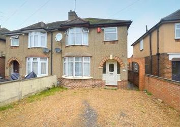 Thumbnail 3 bed semi-detached house to rent in Westmorland Avenue, Luton
