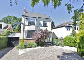 Thumbnail 4 bed detached house for sale in Quarry Road, Totley, Sheffield