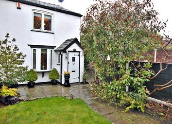 Thumbnail 2 bed cottage for sale in Higher Green Lane, Tyldesley, Lancashire