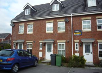 Thumbnail 3 bed town house to rent in Armoury Drive, Heath, Cardiff