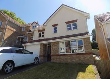 Thumbnail 6 bed detached house for sale in Cae Canol, Baglan, Port Talbot, Neath Port Talbot.