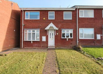 Thumbnail 3 bedroom terraced house for sale in Plough Road, Hall Farm, Sunderland