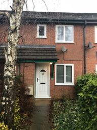 Thumbnail 2 bedroom terraced house to rent in Bosworth Close, Bletchley, Milton Keynes