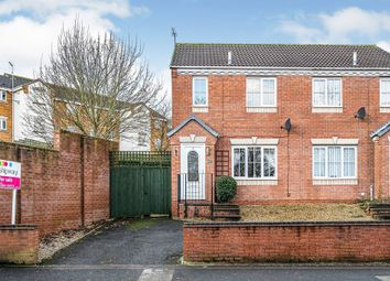 Thumbnail 3 bed semi-detached house for sale in Factory Road, Tipton