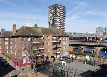Thumbnail 3 bed flat for sale in Shadwell Gardens, London