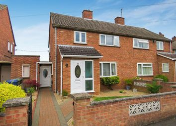 Thumbnail 3 bed semi-detached house for sale in Harris Crescent, Needingworth, St. Ives, Huntingdon