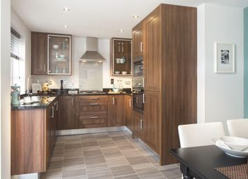"""Thumbnail 4 bed detached house for sale in """"Heathfield"""" at Gilhespy Way, Westbury"""