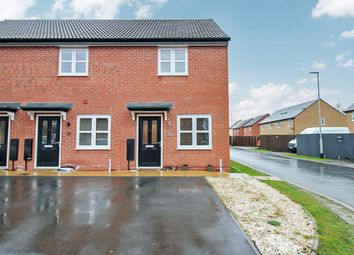 2 bed end terrace house for sale in Meteor Way, Whetstone, Leicester LE8