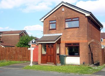 Thumbnail 3 bed detached house for sale in Bowker Close, Norden, Rochdale