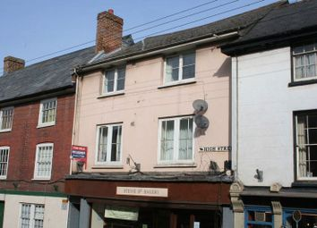 Thumbnail 3 bed flat to rent in High Street, Crediton