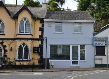 Thumbnail 1 bed terraced house to rent in Fore Street, Shaldon, Devon