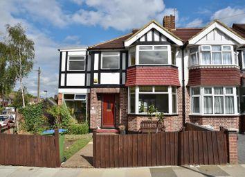 Thumbnail 3 bed semi-detached house for sale in Manoel Road, Twickenham