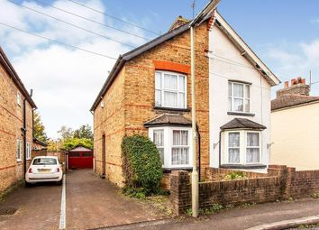 Thumbnail 2 bed semi-detached house to rent in North Street, Egham
