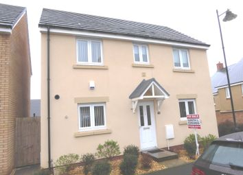 Thumbnail 3 bed property for sale in Ffordd Y Grug, Coity, Bridgend.