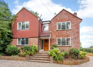 Thumbnail 4 bed detached house for sale in Fordcombe Road, Penshurst, Tonbridge, Kent
