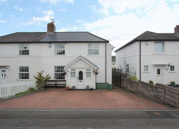 Thumbnail 4 bed semi-detached house for sale in Tan Y Fron, Barry