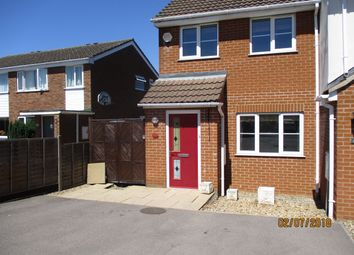 Thumbnail 3 bed end terrace house to rent in Welland Way, Oakham