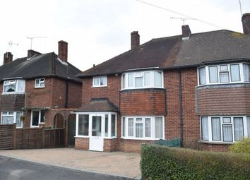 Thumbnail 3 bed semi-detached house for sale in Bagshot Green, Bagshot, Surrey