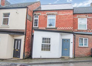 Thumbnail 2 bed terraced house for sale in Station Road, Ilkeston
