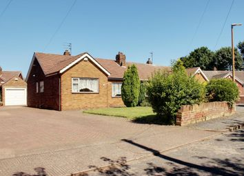 Thumbnail 2 bed semi-detached bungalow for sale in Reynolds Close, Melton, North Ferriby