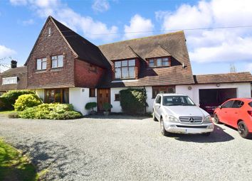 Thumbnail 6 bedroom detached house for sale in Singlewell Road, Gravesend, Kent