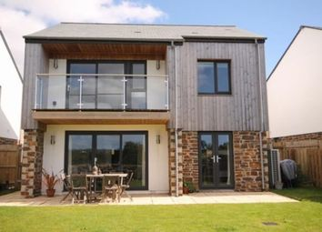 Thumbnail 4 bedroom detached house for sale in Pennance Field, Goldenbank, Falmouth