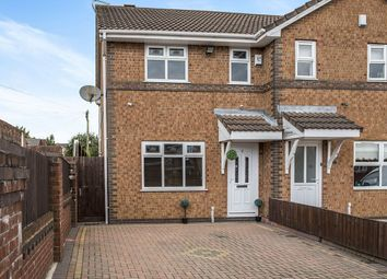 Thumbnail 2 bed semi-detached house for sale in Roseberry Road, Ashton-In-Makerfield, Wigan