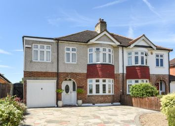 Thumbnail 5 bed semi-detached house for sale in Bowmead, London