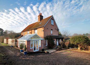 Thumbnail 3 bed semi-detached house for sale in Goudhurst Road, Cranbrook, Kent