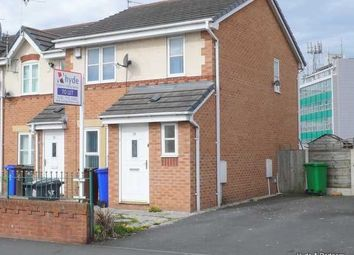 Thumbnail 3 bed semi-detached house to rent in Mapledon Road, Manchester