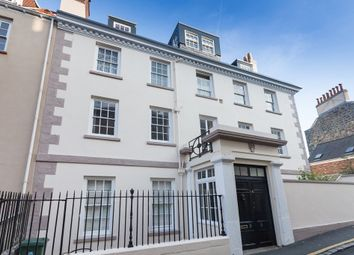 Thumbnail 2 bed flat to rent in 18 Hauteville, St. Peter Port, Guernsey