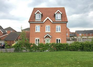 Thumbnail 5 bedroom detached house for sale in St Andrews Close, Wychwood Village, Weston, Crewe, Cheshire