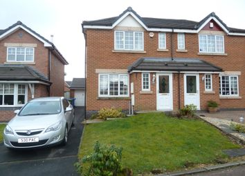 Thumbnail 3 bed semi-detached house to rent in Grange Drive, Coppull, Chorley