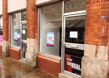 Thumbnail Retail premises to let in Market Hall, Chesterfield