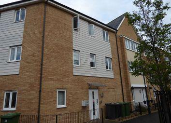Thumbnail 2 bedroom flat for sale in Harn Road, Hampton Centre, Peterborough